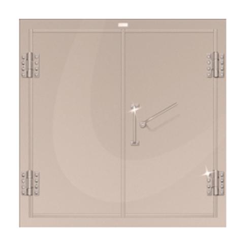 درها و دریچه های ضد انفجار Blast Door