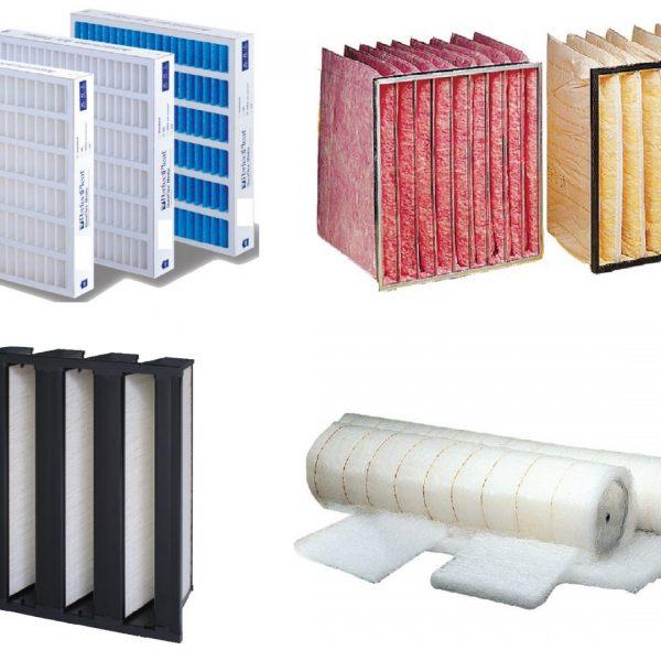 فیلترهای HVAC