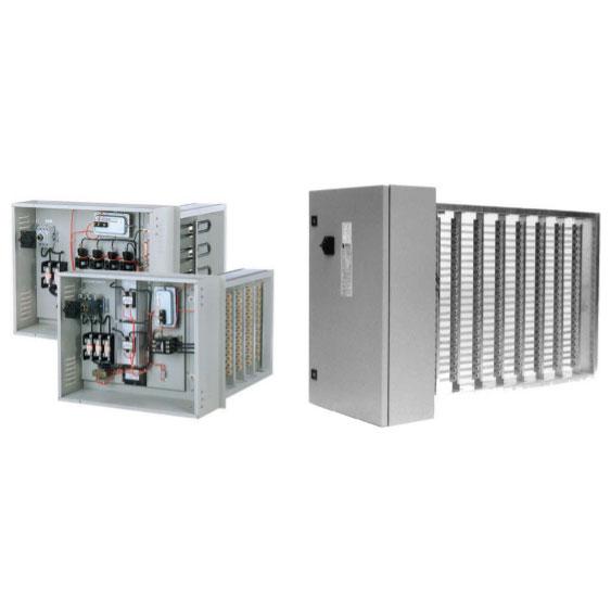 هیتر کانالی و یونیت هیتر الکتریکی