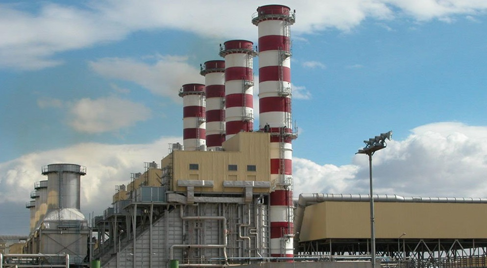 نیروگاه گازی هرمزگان