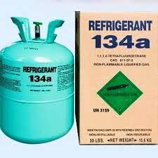 گاز R-1234yf جایگزین گاز R-134A