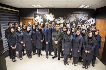 دفتر مرکزی هیوا صنعت _ تهران
